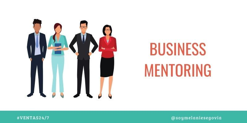 4 Business Mentoring