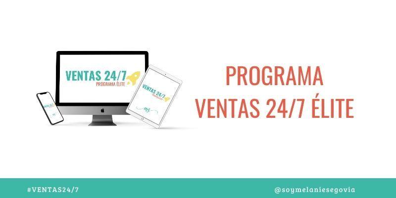 1 VENTAS 24/7 ÉLITE